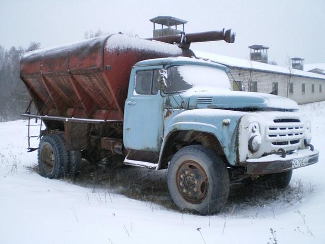 ZIL 130 ZSK-10