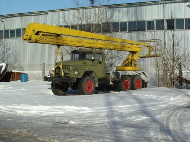 ZIL 131 VS-22-MS