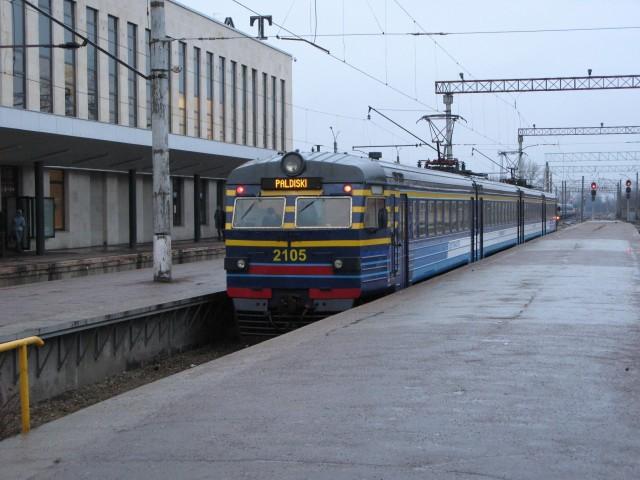2105 - 2007.01.06, Balti jaam