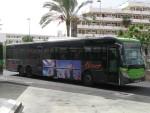 8745 GHV - 2010.12.29, Las Americas bussijaam