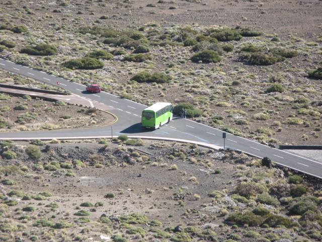 TF 8118 CB - 2010.12.28-4, Teide rahvuspark
