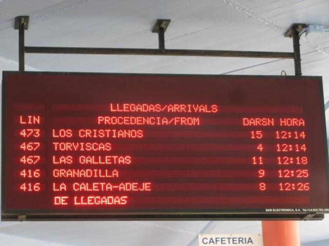 Tabloo - 2010.12.29, Las Americas bussijaam