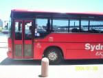 Sydney ekskursioonibuss, 08.01.2004
