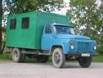 Highlight for Album: ГАЗ - veoautod ja eriotstarbelised