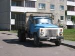 ГАЗ-CA3-3508