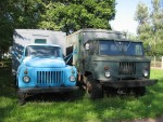 ГАЗ-53 ГАЗ-66