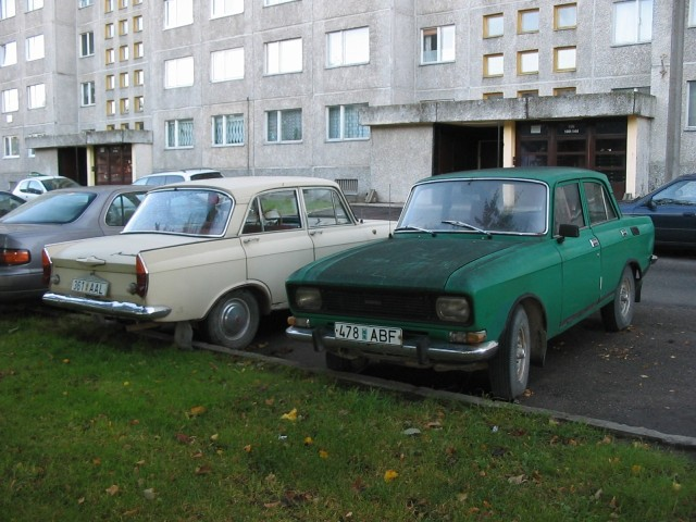 Москвич-412 A3ЛK-2140