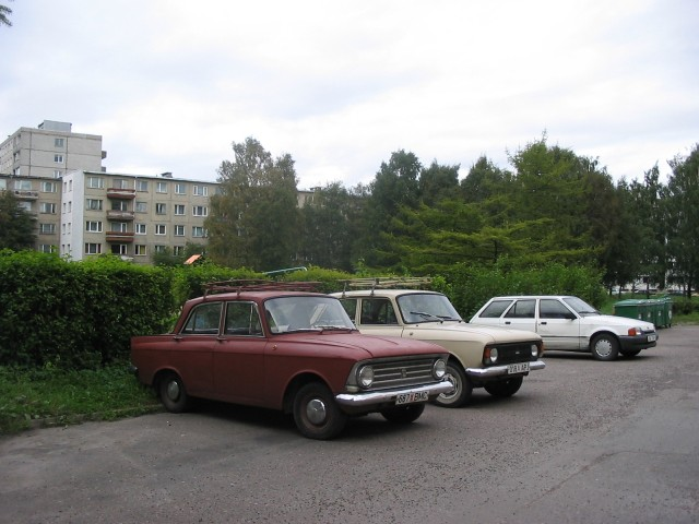 Москвич-408 ИЖ-412