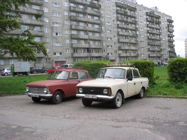 Москвич 408 ИЖ-412