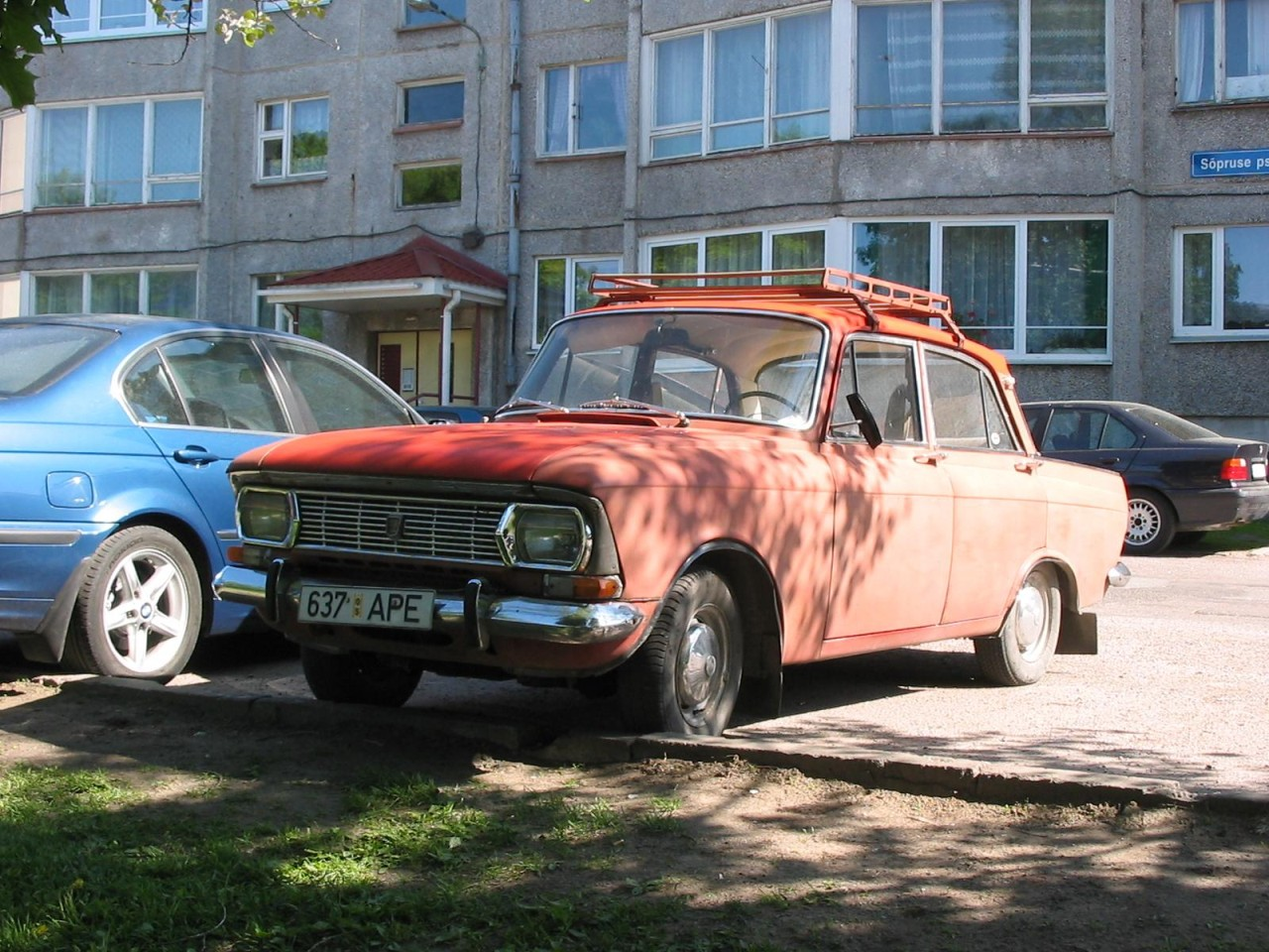 Москвич-412IE